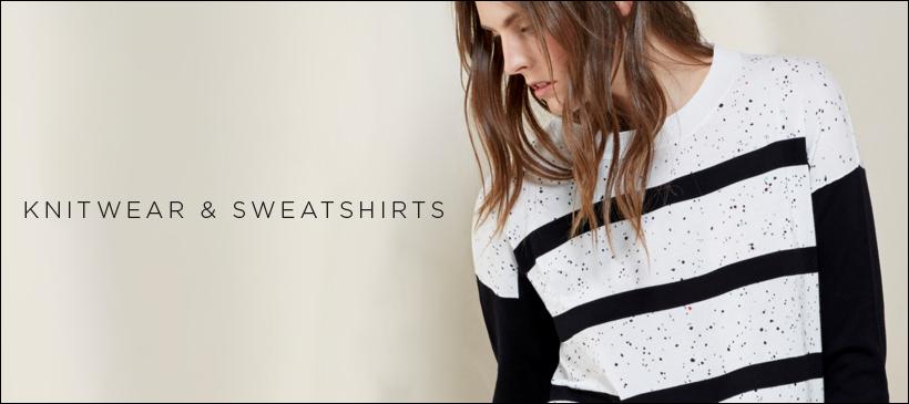 Knitwear & Sweatshirts | Shop | Tibi