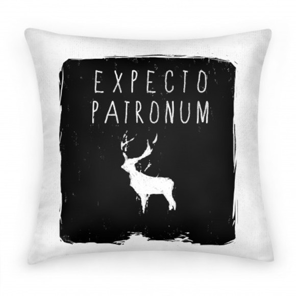 deer harry potter pillow