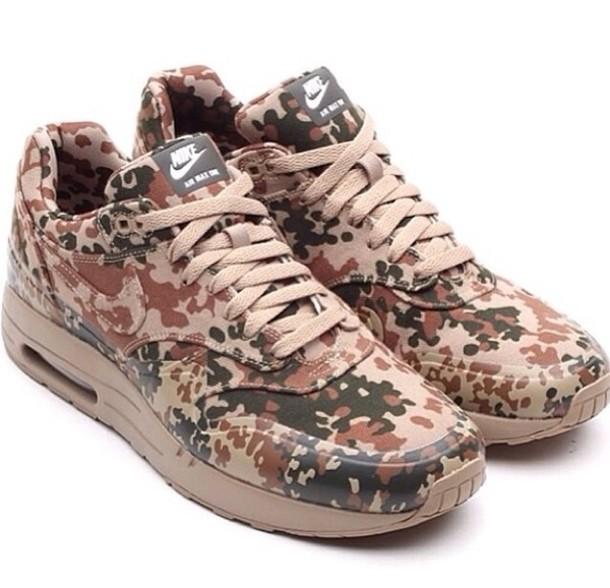 wholesale dealer ff338 47907 shoes air max air max army print khaki green
