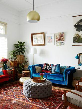 home accessory tumblr home decor home furniture sofa rug lamp chair plants living room
