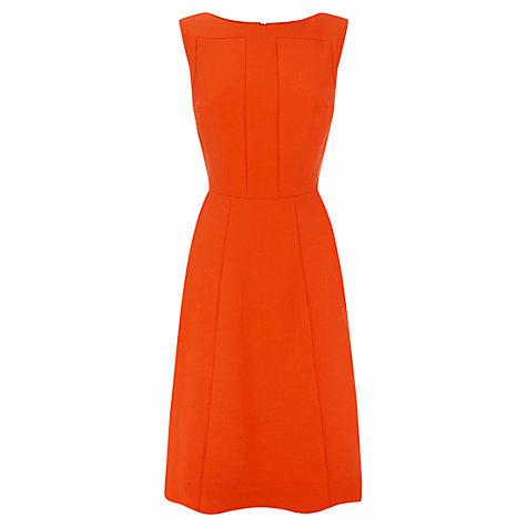 Buy Fenn Wright Manson Crepe Daisy Dress, Firecracker online at John Lewis