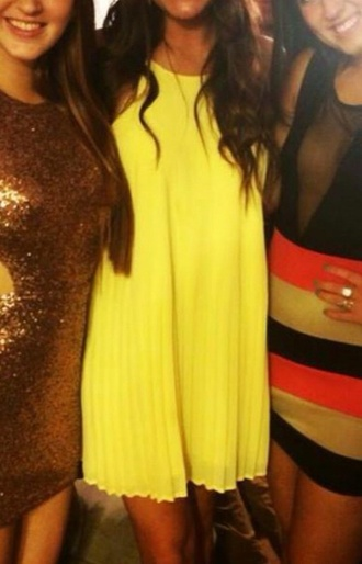 dress yellow dress yellow formal
