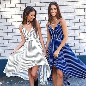 dress navy stripe navy maxi maxi dress midi dress peppermayo