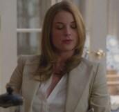 jacket,beige,blazer,white,shirt,revenge,dolce and gabbana,emily vancamp,emily the strange,amanda cerny