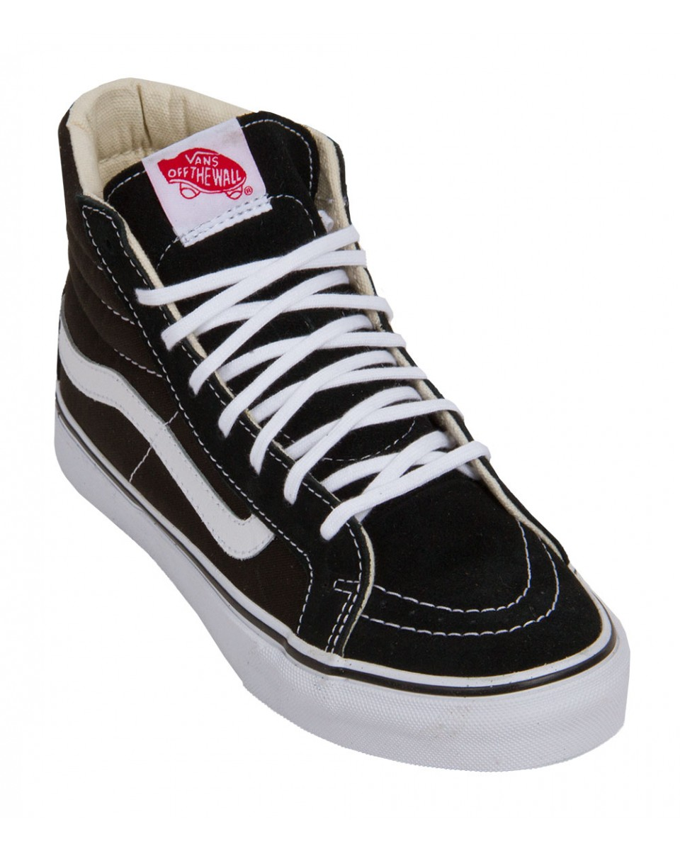 Vans Sk8 Hi-Slim Shoes  9d365ac81