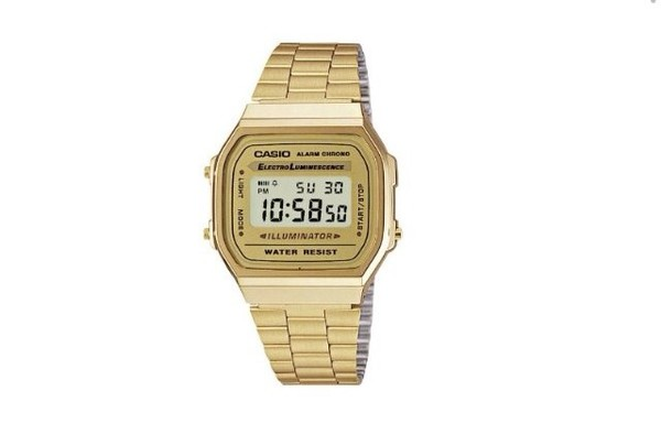 jewels gold watch casio watch Casio gold gold jewelry