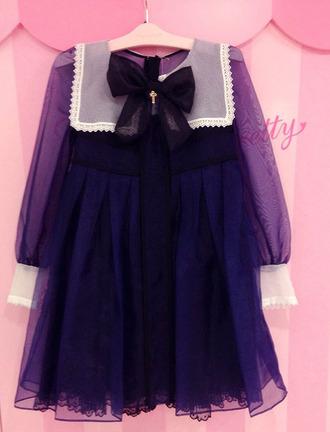 korea korean dress japanese japan korean fashion japanese fashion kawaii asian asia lolita gothic lolita kowai goth lolita dresses violet lovely asian fashion harajuku harajuku fashion