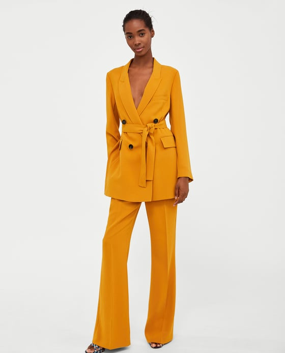 FLARED TROUSERS - Smart-TROUSERS-WOMAN | ZARA United States