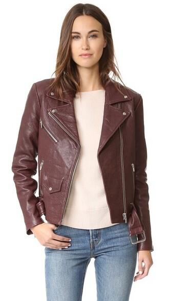 jacket dark classic