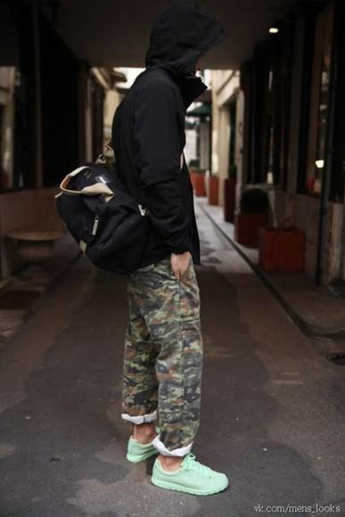 jacket camouflage menswear 56