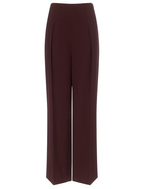 3.1 Phillip Lim wool burgundy purple