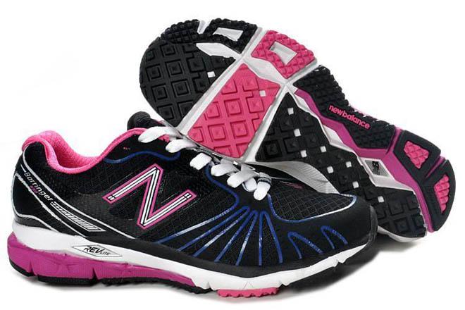 Women's new balance MR890BP Black Pink Red running Sneakers