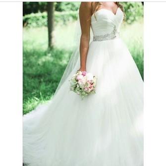 diamond top wedding dress - photo #36
