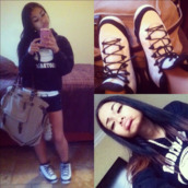 shoes,hoodie,shorts,sneakers,trainers,bag,iphone,india,westbrooks,black,white,brown