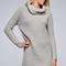 Revival grey sweater dress by love stitch