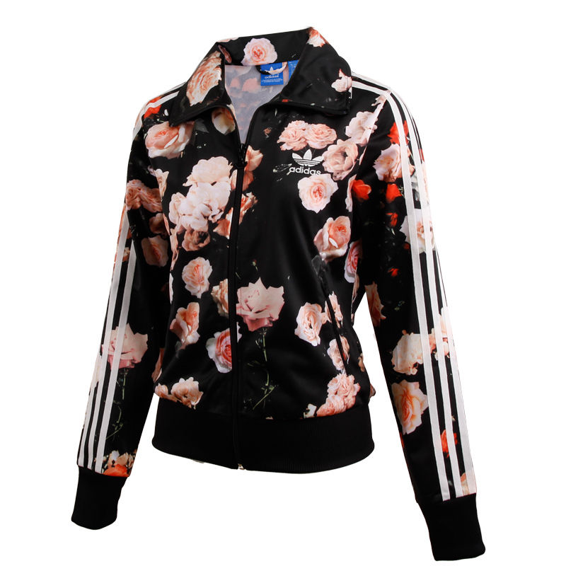1737f3bcbf54 Adidas Originals Firebird Track Top Roses Flower Print F78292 ...