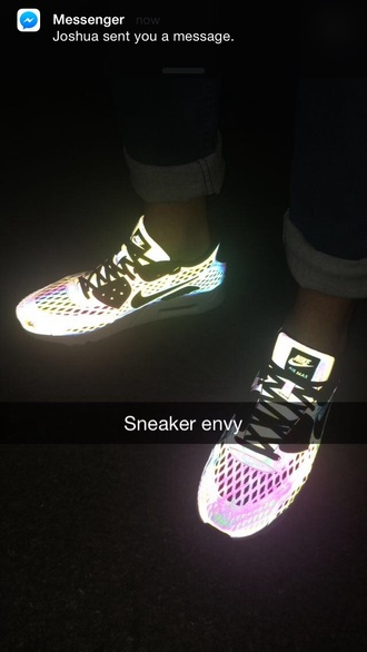 shoes colorful reflection nike air max reflect air max free runs trainers sneakers nike black pink