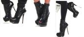 platform shoes,high heels,shoes