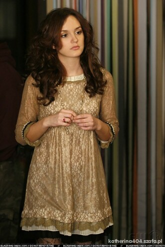 dress blair waldorf gossip girl marc jacobs marc by marc jacobs leighton meester