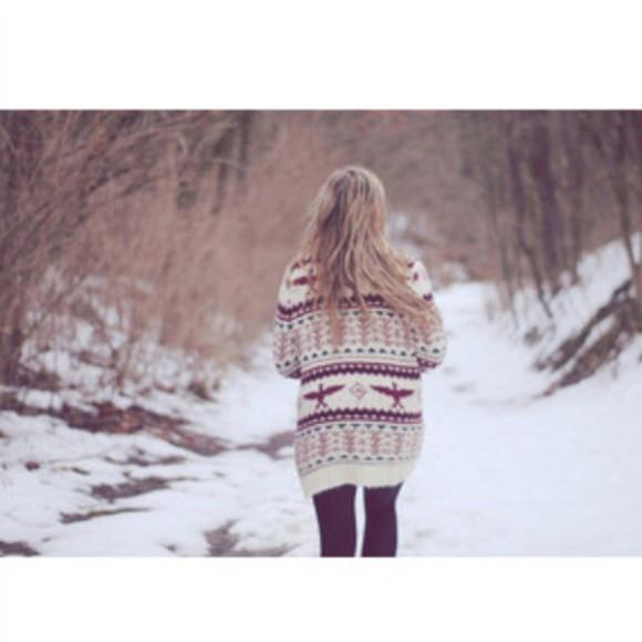 ethnic boho cardigan white cardi gray/white cardigan sweater jumper cute cute outfits winter outfits winter cardigan fall sweater fall outfits