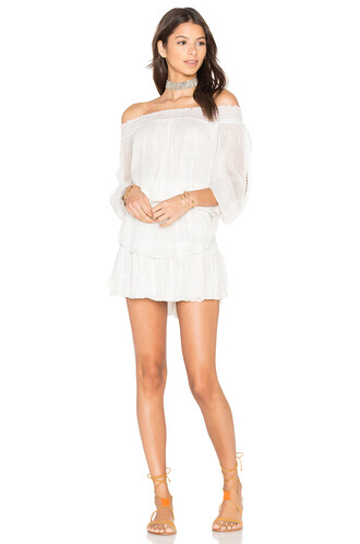 dress mini dress mini ruffle