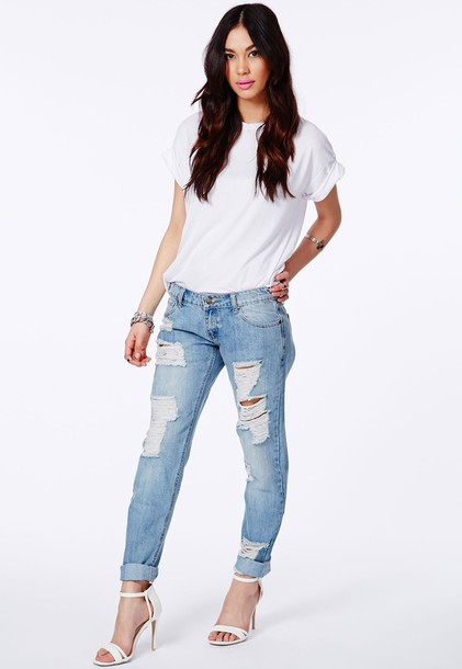 Jeans: where to get ?, boyfriend jeans, pants, outfit, i love them ...