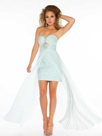 high-low dresses homecoming dress