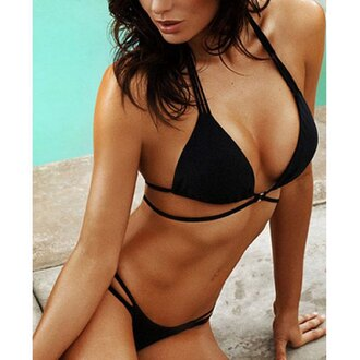 swimwear rose wholesale bikini summer sexy black beach hot