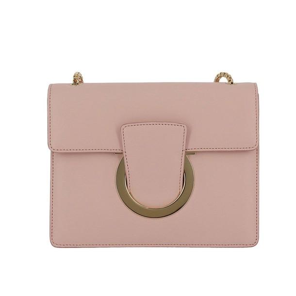 mini women bag shoulder bag mini bag pink