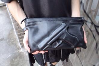 bag black grunge hipster goth fashion pale tumblr purse rosy
