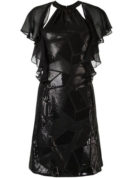 Tufi Duek dress sequin dress women black