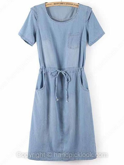 denim dress woman dress denim
