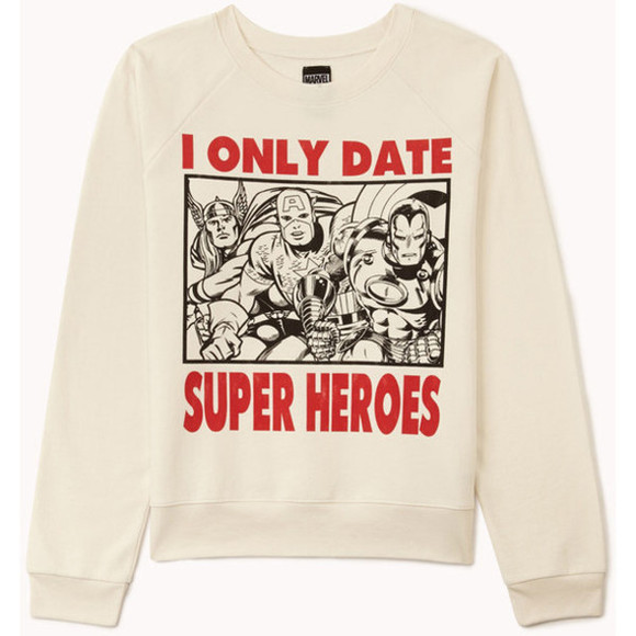 sweater date super heroes funny funny sweaters