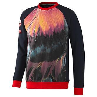 sweater adidas roostercrew rooster crew sweatshirt