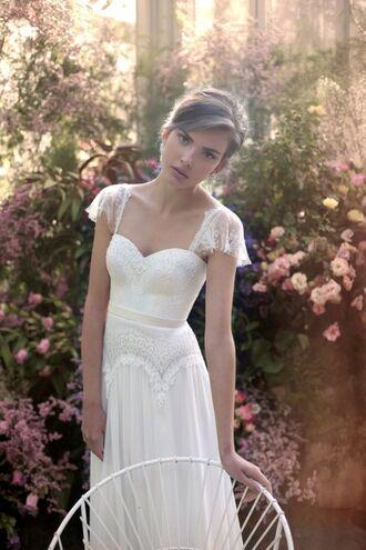 dress wedding clothes wedding dress lace wedding dress hipster wedding wedding white lace