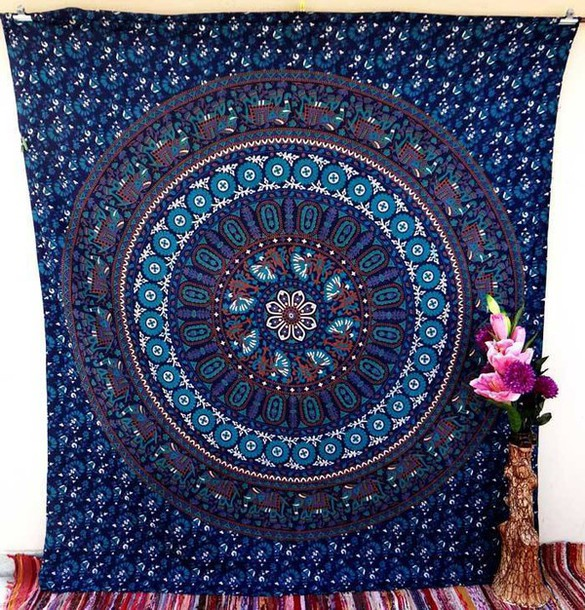 home accessory wall tapestry mandala tapestry