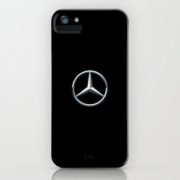 Mercedes symbol iPhone Case by JT Digital Art  | Society6 on Wanelo