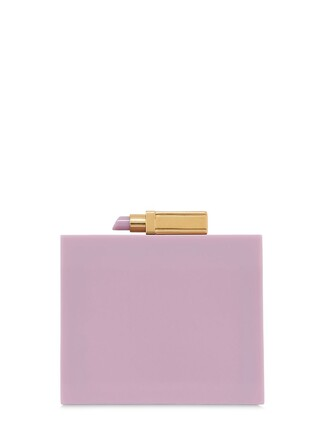 clutch light pink light pink bag