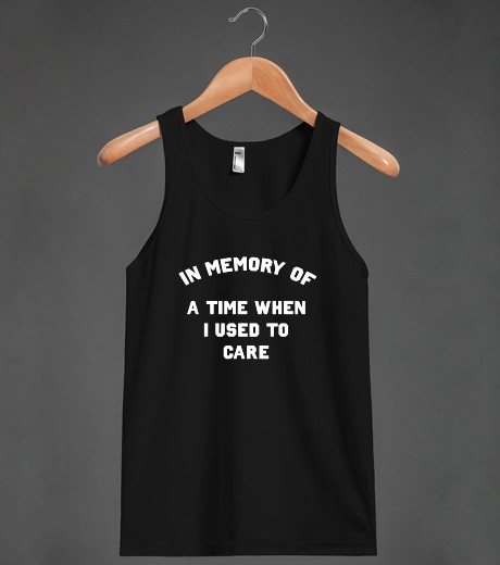 In Memory of... | Tank Top | Skreened