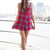 Tartan Wishes Playsuit – Shop Fashion Avenue