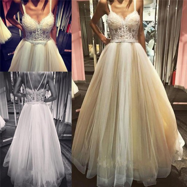 Dress Boho Wedding Dresses Beach Wedding Dress Real Images