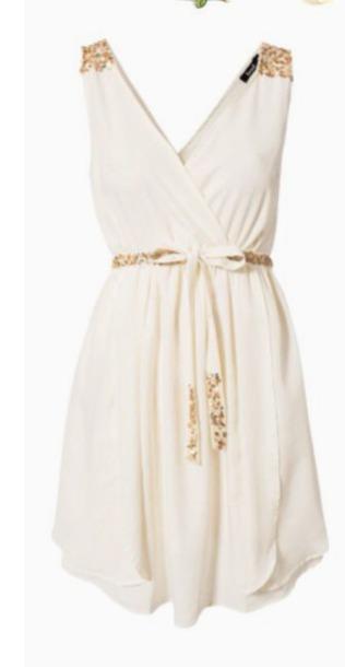 Goddess Mini Dress
