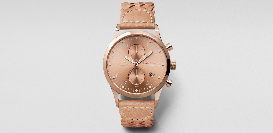 TRIWA - Watch - Rose Lansen Chrono