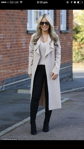 coat,the only way is essex- kate wright