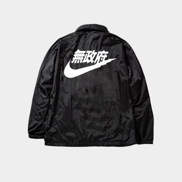 jacket nike bomber jacket nike bomber jacket tumblr tumblr outfit supreme  bape nike air kanji black 07f17a9af84