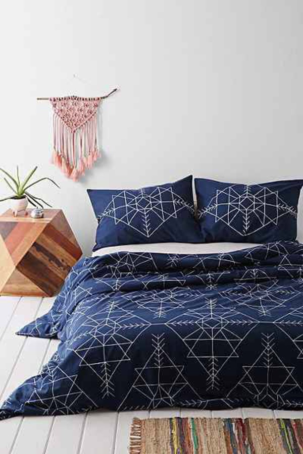 Magical thinking archery arrows duvet cover urban outfitters Magical thinking bedding