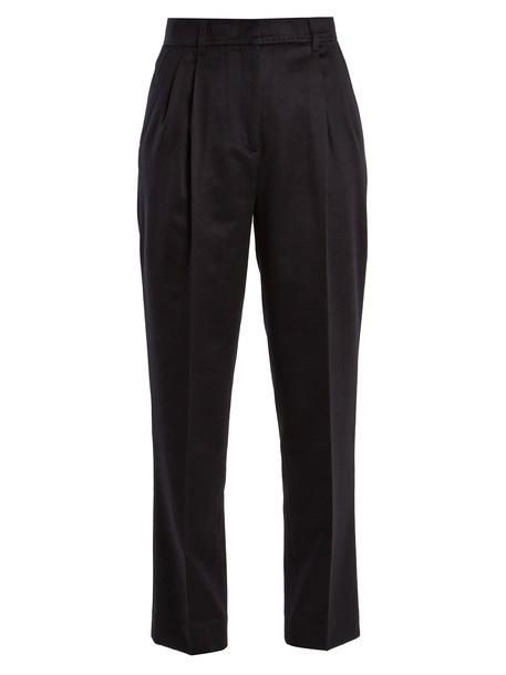 Gabriela Hearst navy pants