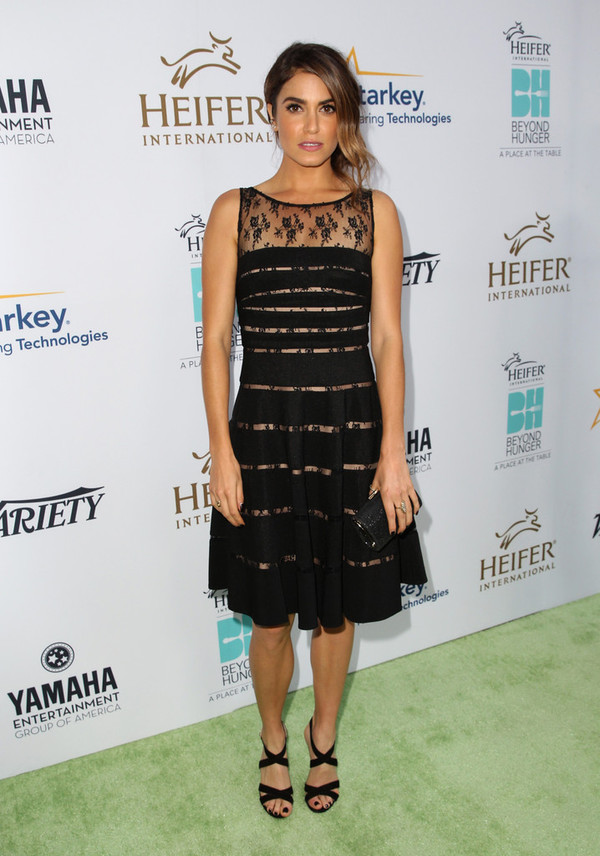 dress black nikki reed sandals shoes