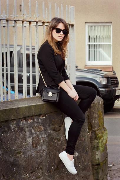 the little magpie jacket jeans bag