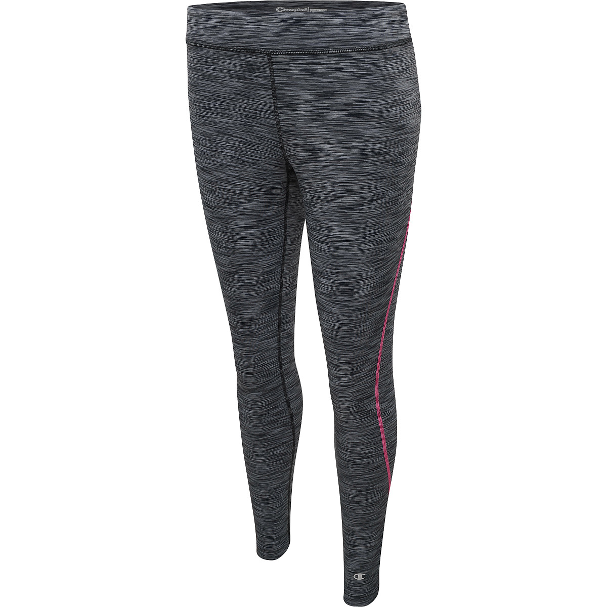 CHAMPION Women's PowerTrain Absolute Workout Space-Dyed Fitted Tights - SportsAuthority.com